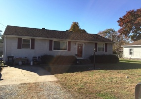 3 Bedrooms, Single Family, For Rent, 4617 Clifford Street, 1 Bathrooms, Listing ID 1278, Portsmouth, VA , 23707,